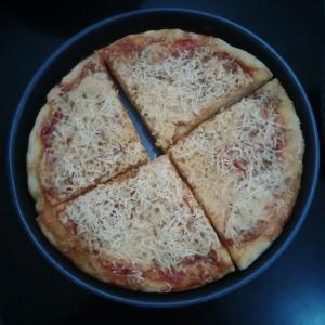 Pizza tuna pedas
