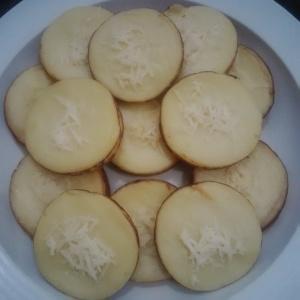 Kue Lumpur Keju batch kedua