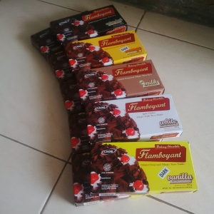 Aneka Compound Chocolate